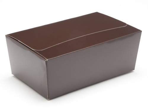 750g Ballotin - Chocolate Brown | Meridian Speciality Packaging