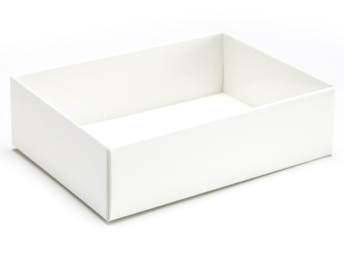 6 Choc Base - White [BASE ONLY] | Meridian Speciality Packaging