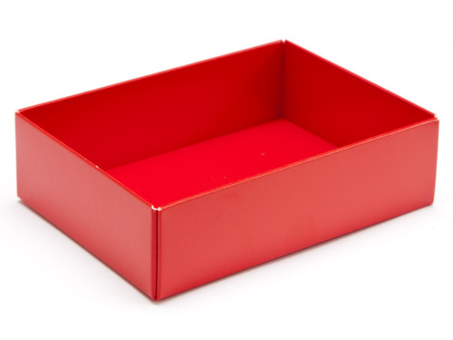 6 Choc Base - Red [BASE ONLY] | Meridian Speciality Packaging