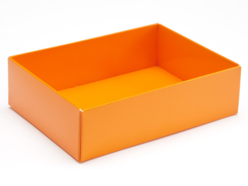 6 choc Base - Orange [BASE ONLY] | Meridian Speciality Packaging