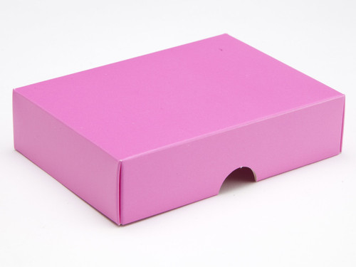 6 Choc Lid - Electric Pink [LID ONLY] | Meridian Speciality Packaging