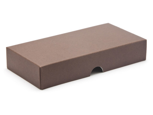 6 Wibalin Lid - Chocolate Brown [LID ONLY] | Meridian Speciality Packaging