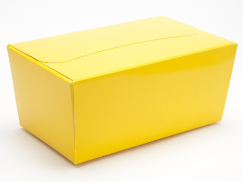 500g Ballotin - Sunshine Yellow | Meridian Speciality Packaging