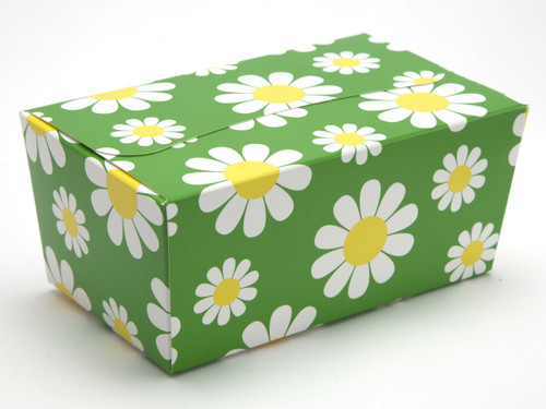 500g Ballotin - Daisy Floral | Meridian Speciality Packaging