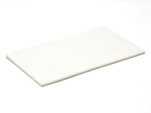 500g Ballotin Cushion Pad - Whites | Meridian Speciality Packaging