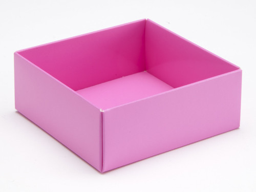 4 Choc Base - Electric Pink [BASE ONLY] | Meridian Speciality Packaging