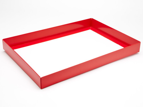 48 Choc Base - Red [BASE ONLY] | Meridian Speciality Packaging