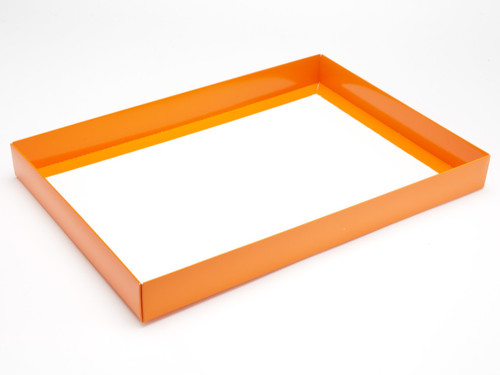 48 choc Base - Orange [BASE ONLY] | Meridian Speciality Packaging