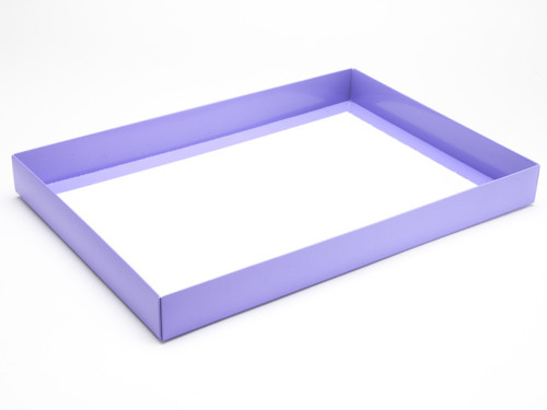 48 Choc Base - Lilac [BASE ONLY] | Meridian Speciality Packaging