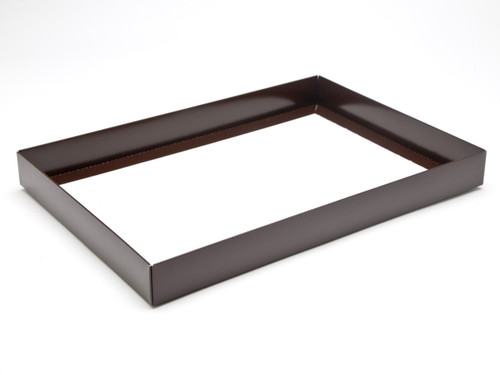 48 Choc Base - Chocolate Brown [BASE ONLY] | Meridian Speciality Packaging