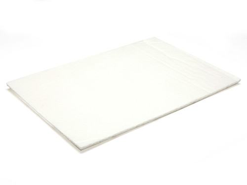 48 Choc Cushion Pad - White | Meridian Speciality Packaging