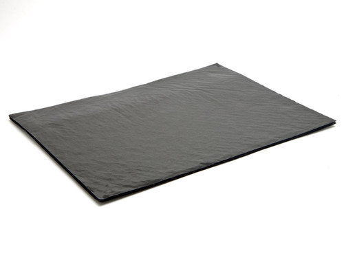 48 Choc Cushion Pad - Black | Meridian Speciality Packaging