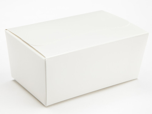 375g Ballotin - White | Meridian Speciality Packaging