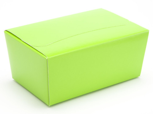 375g Ballotin - Vibrant Green | Meridian Speciality Packaging