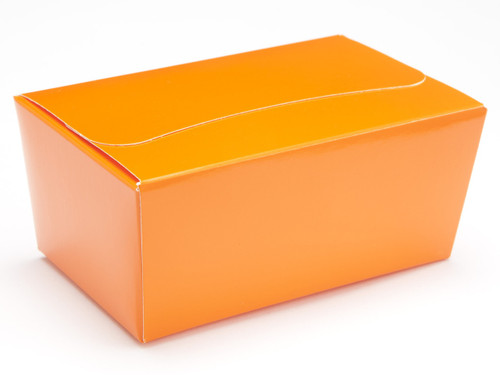 375g Ballotin - Orange | Meridian Speciality Packaging