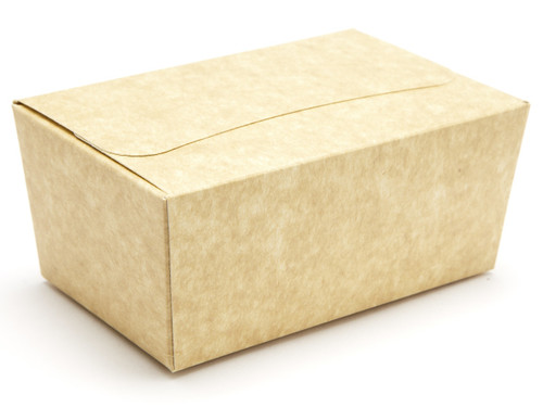 375g Ballotin - Natural Kraft | Meridian Speciality Packaging