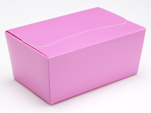 375g Ballotin - Electric Pink | Meridian Speciality Packaging