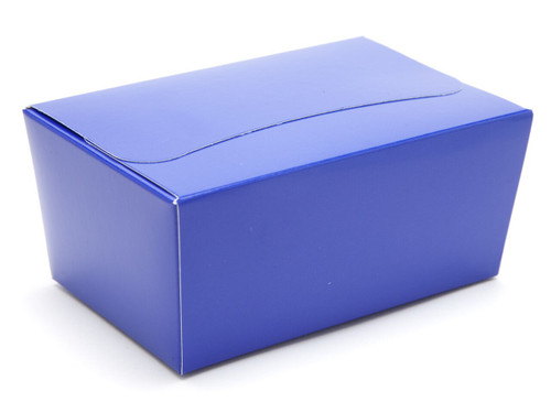 375g Ballotin - Blue | Meridian Speciality Packaging
