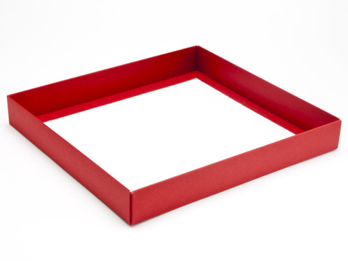 36 Choc Square Wibalin Base - Red - [BASE ONLY]   MeridianSP