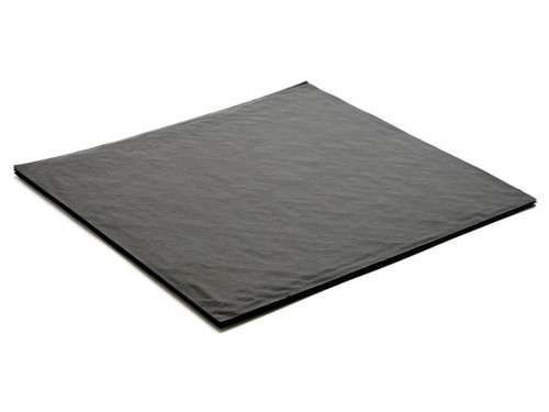 36 Choc Square Cushion Pad - Black | MeridianSP