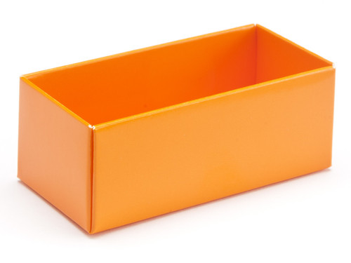 2 choc Base - Orange [BASE ONLY] | Meridian Speciality Packaging