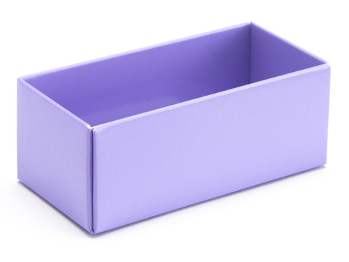 2 Choc Base - Lilac [BASE ONLY] | Meridian Speciality Packaging
