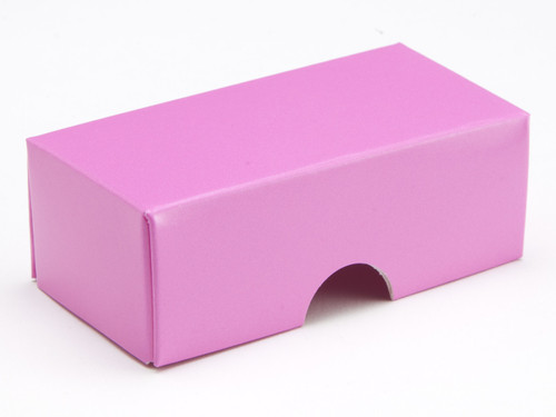 2 Choc Lid - Electric Pink [LID ONLY] | Meridian Speciality Packaging