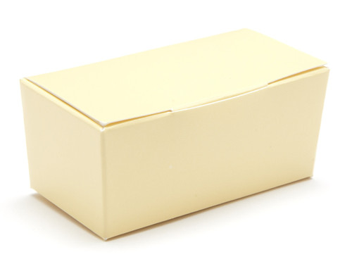 2 Choc Ballotin - Cream | Meridian Speciality Packaging