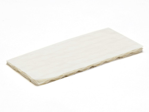 2 Choc Cushion Pad - White | MeridianSP