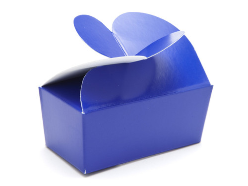2 Choc Blue Butterfly Ballotin | Meridian Speciality Packaging