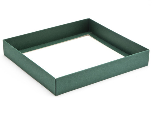 25 Choc Square Wibalin Base - Green - [BASE ONLY] | MeridianSP