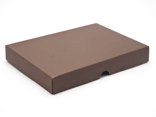 24 Choc Wibalin Lid - Chocolate Brown - [LID ONLY] | MeridianSP