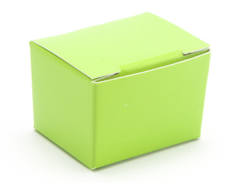 1 Choc Ballotin - Vibrant Green | Meridian Speciality Packaging