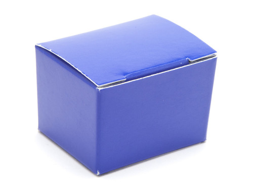 1 Choc Ballotin - Blue | Meridian Speciality Packaging