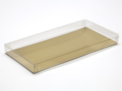 159x79x15mm Transparent Base and Lid - Clear | MeridianSP