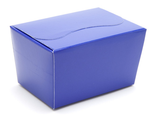125g Ballotin - Blue | Meridian Speciality Packaging