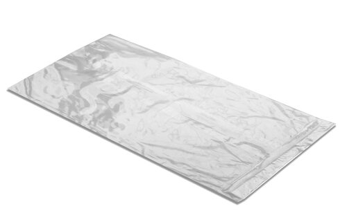 110x220 Flat Film Bag - Clear | MeridianSP