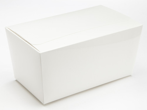1000g Ballotin - White | Meridian Speciality Packaging