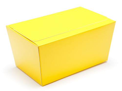1000g Ballotin - Sunshine Yellow | Meridian Speciality Packaging