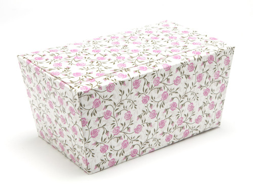 1000g Ballotin - Rose Floral | Meridian Speciality Packaging