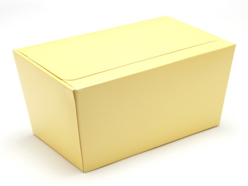1000g Ballotin - Buttermilk Yellow | Meridian Speciality Packaging