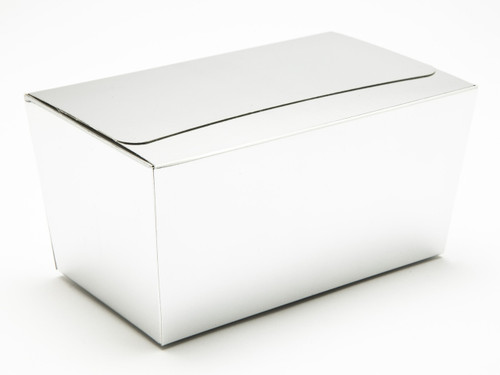 1000g Ballotin - Bright Silver | Meridian Speciality Packaging