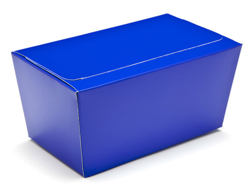 1000g Ballotin - Blue | Meridian Speciality Packaging
