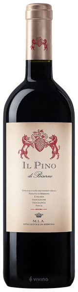 Biserno Il Pino Toscana IGT 2014