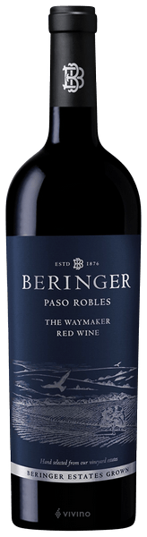 Beringer The Waymaker Paso Robles 2014