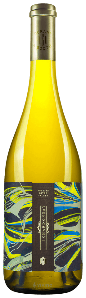 Durant & Booth Chardonnay Russian River Valley 2013