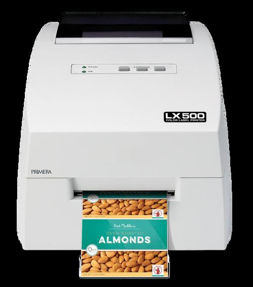 Primera LX500C Color Label Printer With Cutter