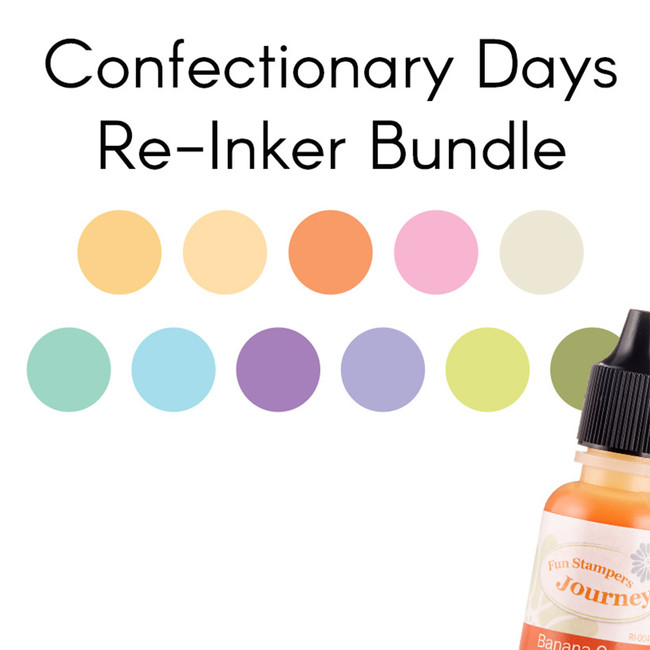 Confectionary Days Re-Inker Bundle