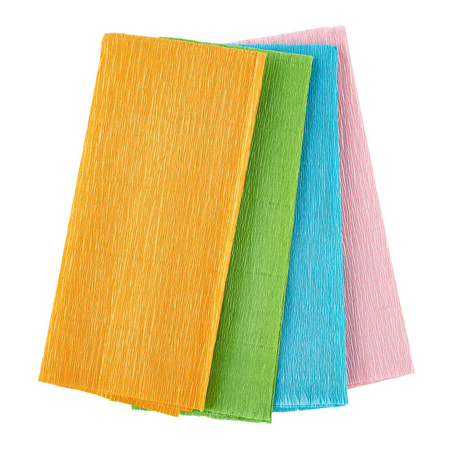 Spring Crepes Crepe Paper Sheets
