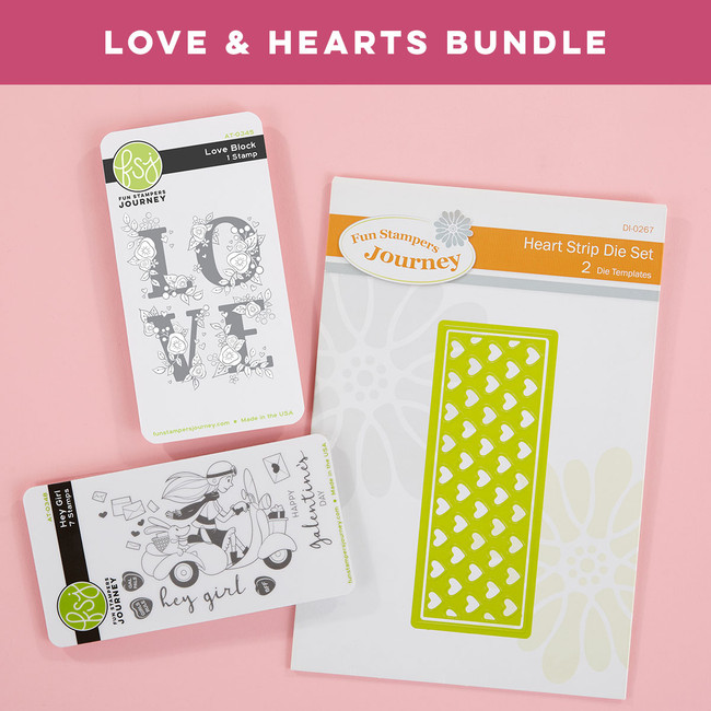 Love & Hearts Follow Your Heart Bundle